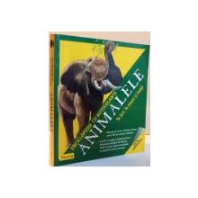 ENCICLOPEDIE CU AUTOCOLANTE ANIMALELE , 2003