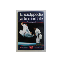 ENCICLOPEDIE DE ARTE MARTIALE de CLAUDIU SGANDAR