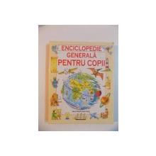 ENCICLOPEDIE GENERALA PENTRU COPII de JANE ELLIOTT - COLIN KING , 1999 , PREZINTA INSEMNARI CU PIXUL *