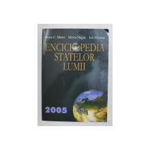 ENCICOLPEDIA STATELOR LUMII de HORIA C. MATEI ...ION NICOLAE , 2005
