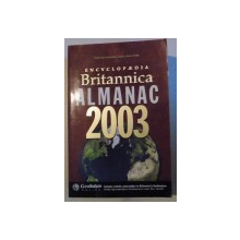 ENCYCLOPEDIA BRITANICA ALMANAC 2003