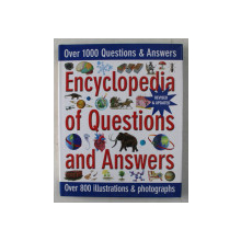 ENCYCLOPEDIA OF QUESTIONS AND ANSWERS , REVISED AND UPDATED , 2005