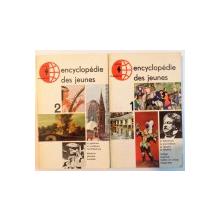 ENCYCLOPEDIE DES JEUNES , VOL I-II , 1964