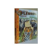 ENCYCLOPEDIE FLEURUS JUNIOR ANIMAUX par CHRISTINE LAZIER , 2002