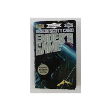 ENDER ' S GAME , novel by ORSON SCOTT CARD , 1994