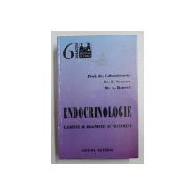 ENDOCRINOLOGIE - ELEMENTE DE DIAGNOSTIC SI TRATAMENT de C. DUMITRACHE ...A . RANETTI , 1997