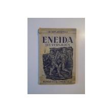 ENEIDA LUI VERGILIUS REPOVESTITA TINERETULUI  de GH. DEM. ANDREESCU 1935