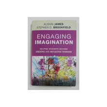 ENGAGING IMAGINATION by ALISON JAMES / STEPHEN D. BROOKFIELD , 2014