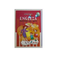 ENGLEZA PENTRU CEI MICI , ,5 - 12 ANI de NINA PASCALE , 2008