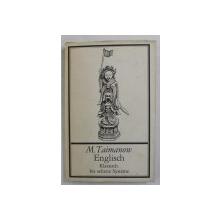 ENGLISH - KLASSISCH BIS SELTENE SYSTEME von MARK TAIMANOV , 1987