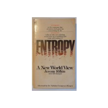 ENTROPY, A NEW WOLRD VIEW BY JEREMY RIFKIN WITH TED HOWARD 1981