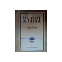 EPIGRAME de MARTIAL , 1961
