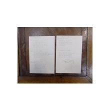 Epigrame, semnatura Pastorel Teodoreanu