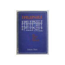 EPILEPSIILE , sub REDACTIA L. POPOVICIU , 1976