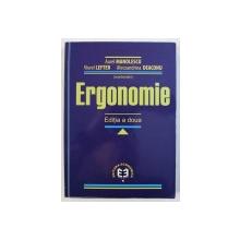 ERGONOMIE, ED. A II-A de AUREL MANOLESCU ... ALECSANDRINA DEACONU , 2013