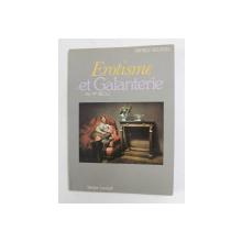 EROTISME ET GALANTERIE A 19 e SIECLE par PATRICE BOUSSEL , 1979