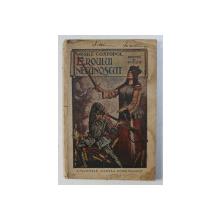 EROULUI NECUNOSCUT - POEME SI POEZII de VASILE COSTOPOL , 1925 , EXEMPLAR SEMNAT *