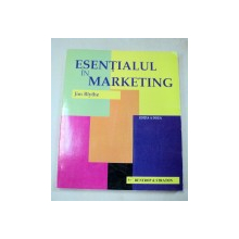 ESENTIALUL IN MARKETING BUCURESTI 2005-JIM BLYTHE