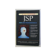 ESSENTIAL JSP FOR WEB PROFESSIONALS by DAMON HOUGHLAND and AARON TAVISTOCK , 2002