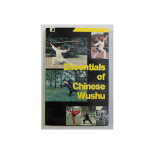 ESSENTIAL OF CHINESE WUSHU by WU BIN , LI XINGDONG and YU GONGBAO , 1992