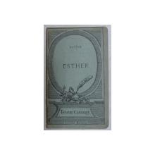 ESTHER  - tragedie par RACINE , 1926