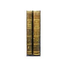 ETAT ACTUEL DE LA TURQUIE, L'ETAT GEOGRAPHIQUE, CIVIL ET POLITIQUE DES PRINCIPAUTES DE LA MOLDAVIE ET DE LA VALACHIE, 2 VOL. par TH. THORNTON - PARIS, 1812