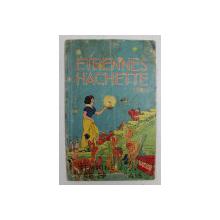 ETRENNES HACHETTE 1939  - SEMAINE DU LIVRE FRANCAIS , CATALOG DE PREZENTARE