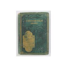 ETYMOLOGICUM MAGNUM ROMANIAE - DICTIONARUL LIMBEI ISTORICE SI POPORANE A ROMANILOR de B. PETRICEICU - HASDEU , TOMUL I , 1887