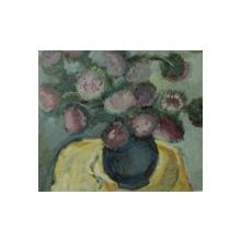 Eugenia Stefanescu, Vaza cu flori