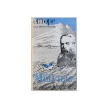EURIOPE - REVUE LITTEIRAIRE MENSUELLE- HERMAN MELVILLE , 69 ANNEE - No 744 / AVRIL , 1991