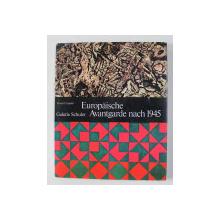 EUROPAISCHE AVANTGARDE NACH 1945 von ENRICO CRISPOLTI , 1974
