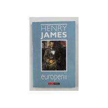 EUROPENII de HENRY JAMES , 2004
