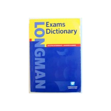EXAMS DICTIONARY  FOR UPPER INTERMEDIATE  - ADVANCED LEARNERS by DELLA SUMMERS , 2010, LIPSA CD *