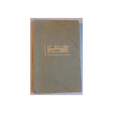 EXCERPTE DIN C. IULII CAESARIS. COMENTARII DE  BELLO GALLICO, CLASA A V-A LICEALA, EDITIA A II-A  1935