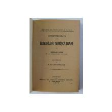 EXECUTAREA SILITA ASUPRA BUNURILOR NEMISCATOARE de NICOLAE LUCA , 1905 , DEDICATIE *