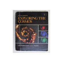EXPLORING THE COSMOS , FIFTH EDITION by LOUIS BERMAN , J . C . EVANS , 1986