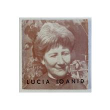 EXPOZITIA RETROSPECTIVA LUCIA IOANID , 1973