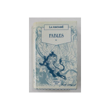 FABLES par LA FONTAINE , dessins de GUSTAVE DORE , 1989