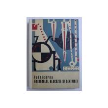 FABRICAREA AMIDONULUI , GLUCOZEI SI DEXTRINEI de O . HACIADUR si A. NICOLAU , 1966