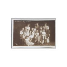 FAMILIA ARHIDUCELUI LEOPOLD SALVATOR , CARTE POSTALA ILUSTRATA , MONOCROMA, NECIRCULATA , PERIOADA PRIMULUI RAZBOI MONDIAL
