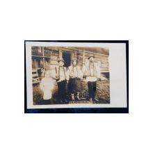 FAMILIE DE ROMANI - FOTO TIP CP