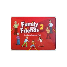 FAMILY AND FRIENDS , TEACHER ' S RESOURCE PACK