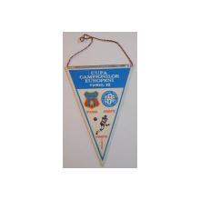 FANION CUPA CAMPIONILOR EUROPENI, STEAUA - KUUSYSI, 5 MARTIE 1986