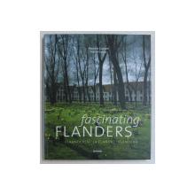 FASCINATING FLANDERS  - by PATRICIA CARSON and DANIEL LEROY , EDITIE IN ENGLEZA - OLANDEZA - FRANCEZA - GERMANA  , 2003
