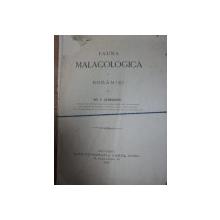 FAUNA MALACOLOGICA A ROMANIEI - ION P. LICHERDOPOL, BUC. 1894