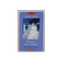 FEMEIA CARE ASTEPTA DE ANDREI MAKINE , 2005 , TRADUCERE DE DAN RADU STANESCU
