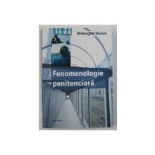 FENOMENOLOGIE PENITENCIARA de GHEORGHE FLORIAN , 2003