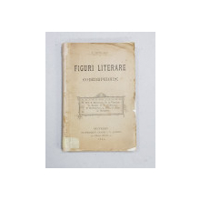 FIGURI LITERARE CONTIMPURANE de N. PETRASCU , 1893 , DEDICATIE*