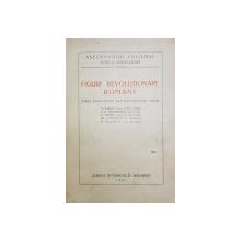 FIGURI REVOLUTIONARE ROMANE, CINCI CONFERINTE ALE UNIVERSITATII LIBERE - BUCURESTI, 1937