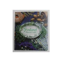 FINLAND - NATURE 'S TABLE by TIA KOSKIMIES , ANII '90